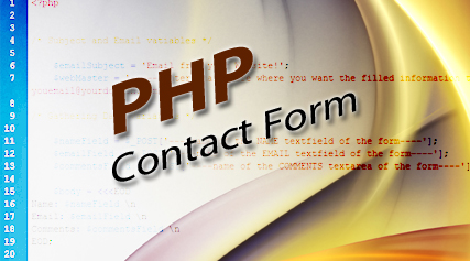 How to make a Working PHP Contact Form