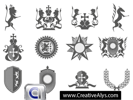 Heraldry for Logo Designs