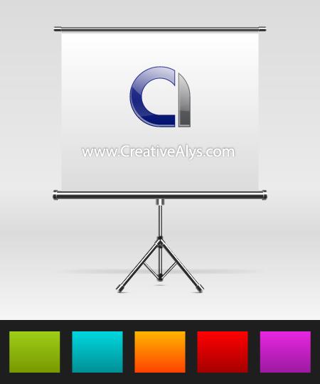 Beautiful Logo Design Mockup – Showcase